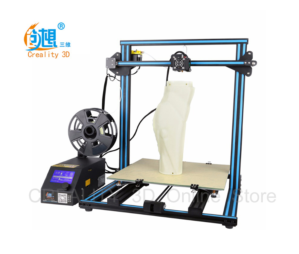 title='CREALITY 3D CR-10S 5S 500*500*500mm'